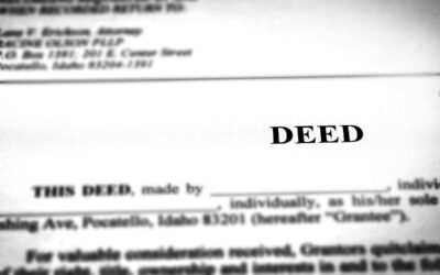 A Guide to Deed Fraud